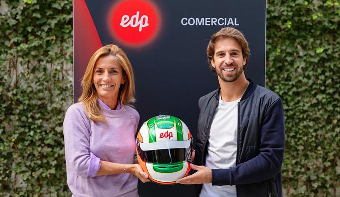 António Félix da Costa é a nova cara da EDP para a mobilidade elétrica