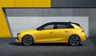 Opel Astra elétrico chega em 2023