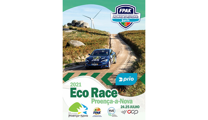 Proença-a-Nova recebe Eco Race