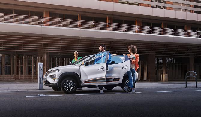 Dacia Spring: uma nova r-EV-olução