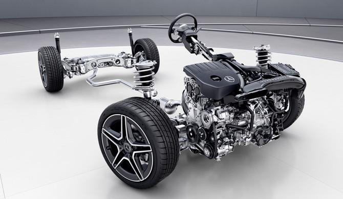 Mercedes-Benz é a marca mais inovadora entre os principais construtores