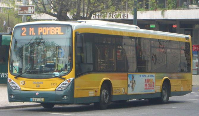 Carris prepara frota de autocarros elétricos