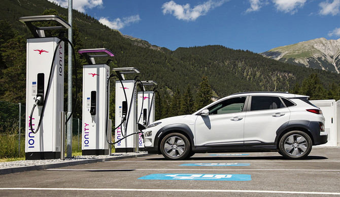 Carregamento de veículos elétricos: Hyundai junta-se à rede paneuropeia Ionity