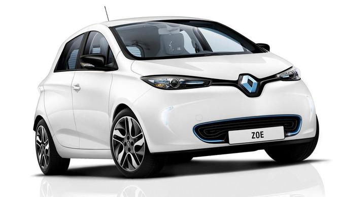 Renault duplica produção do ZOE