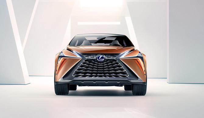 Lexus: novo protótipo antecipa 'crossover' topo de gama
