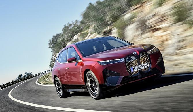 iX: BMW lança novo modelo elétrico em 2021