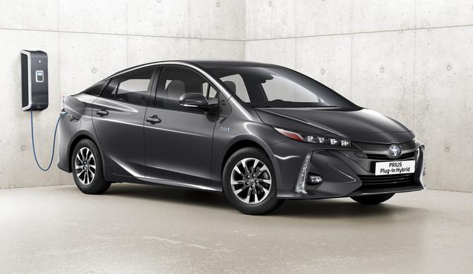 Objetivo Toyota: 5,5 milhões de veículos eletrificados até 2030