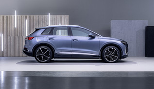 Audi Q4 e-tron chega em junho