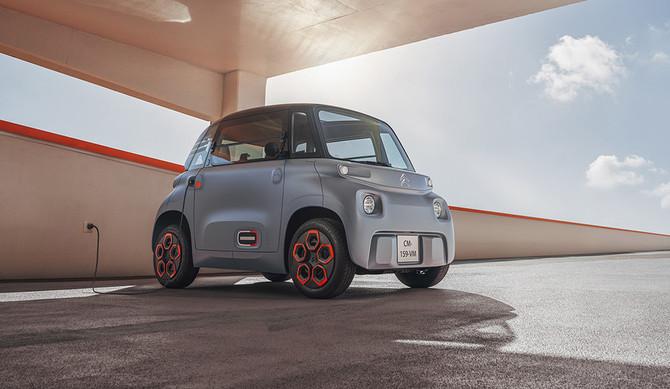 Citroën AMI chega em junho