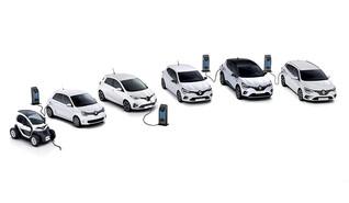 Veículos elétricos: Renault é líder