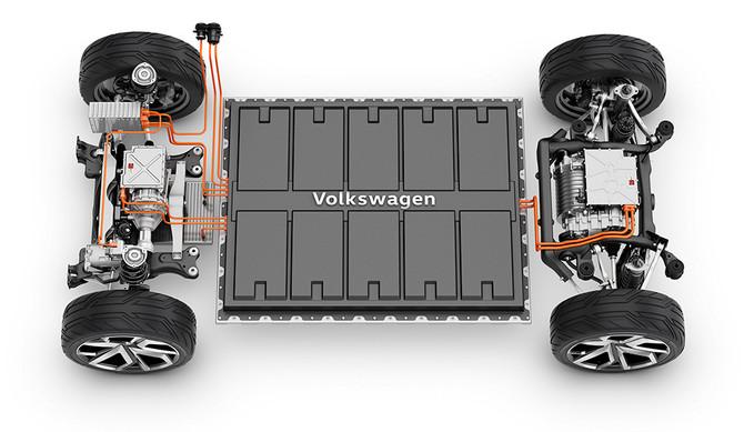 """Grupo VW lidera """"União Europeia da Bateria"""""""