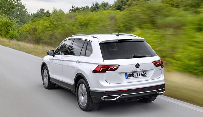 Mais híbridos Volkswagen