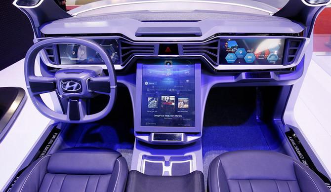 Veículos conectados: Hyundai e Vodafone parceiras