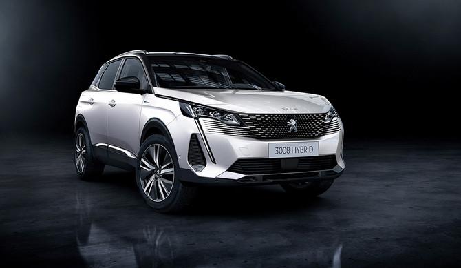 Peugeot renova 3008