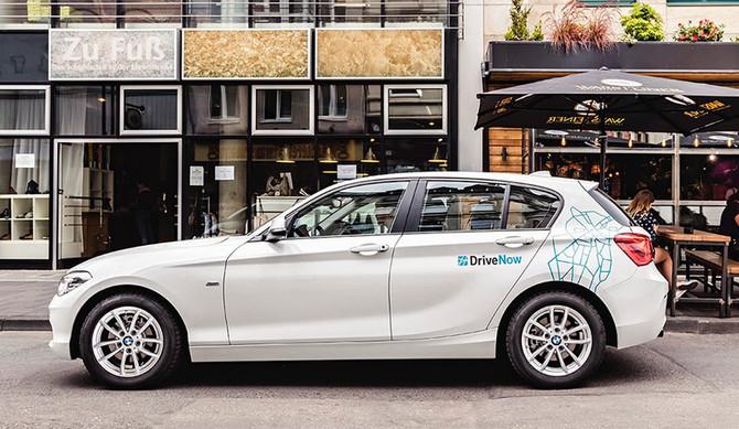 'Carsharing' vai reduzir número de veículos nas cidades