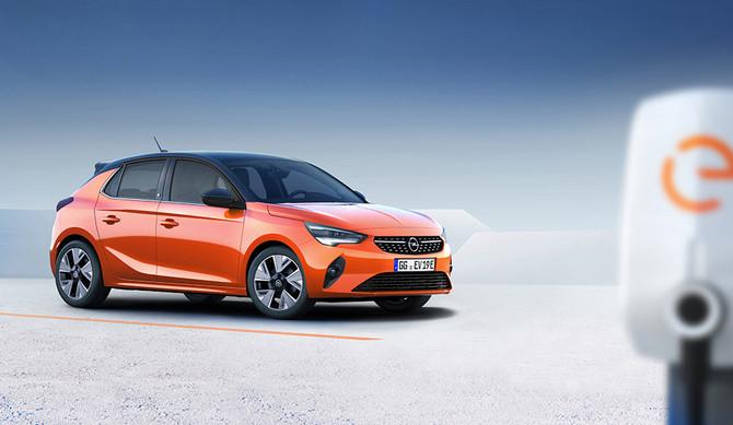"""Opel: campanha """"Electric Days"""""""