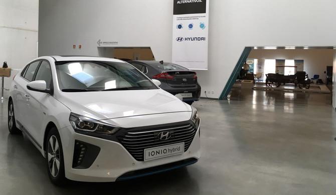Hyundai mostra em Lisboa as 3 versões da gama IONIQ