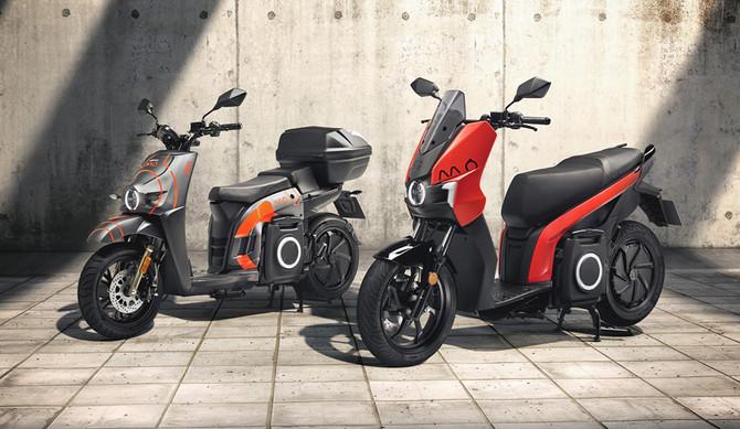 SEAT inicia produção de moto elétrica