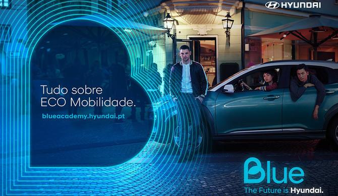 """Ecomobilidade: Hyundai apresenta projeto """"Blue"""""""
