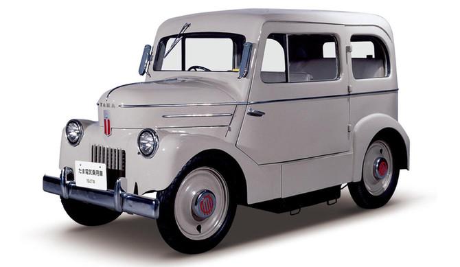 Nissan celebra 70 anos de carros elétricos em Goodwood