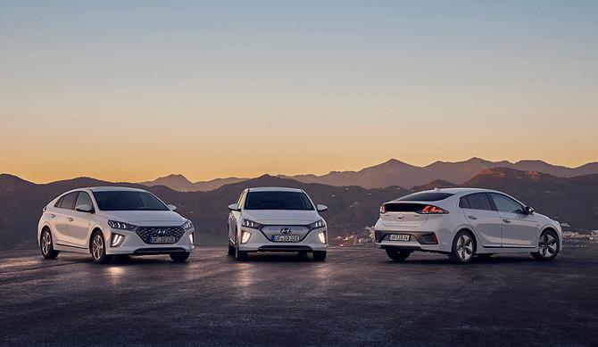 Novo Hyundai IONIQ mantém classificação máxima nos testes Euro NCAP