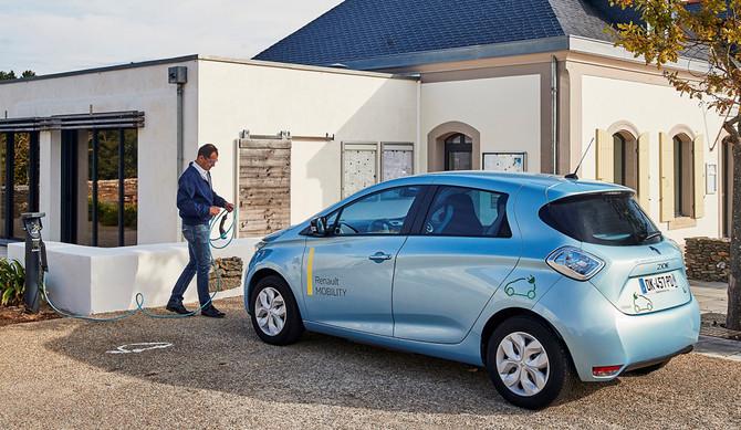 Renault: novo ecossistema elétrico inteligente
