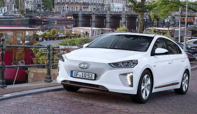 """Hyundai IONIQ Electric, o automóvel mais """"limpo"""" da Europa"""