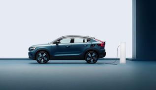 Volvo começa a produzir C40 Recharge