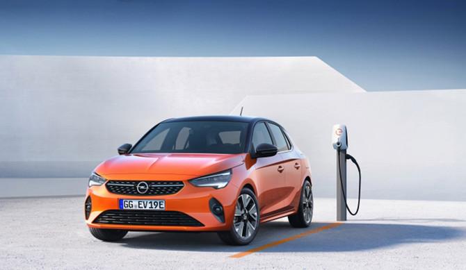 Opel Corsa-e por apenas 256€/mês