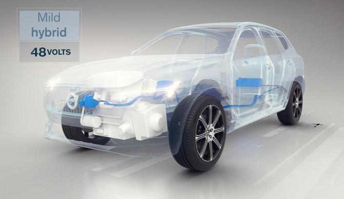 Volvo 100% elétrica a partir de 2019