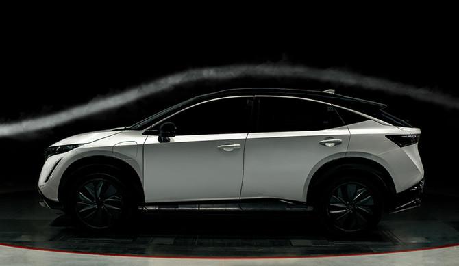 Nissan Ariya: aerodinâmica maximiza autonomia