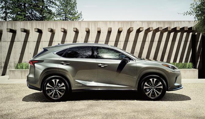 Lexus lança novo NX 300h Special Edition