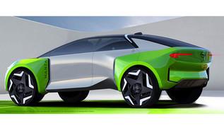 Opel 100% elétrica em 2028
