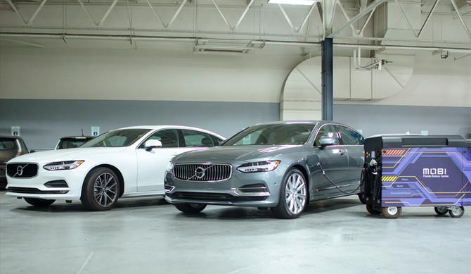 Volvo: novas parcerias nas áreas  da eletrificação e condução autónoma