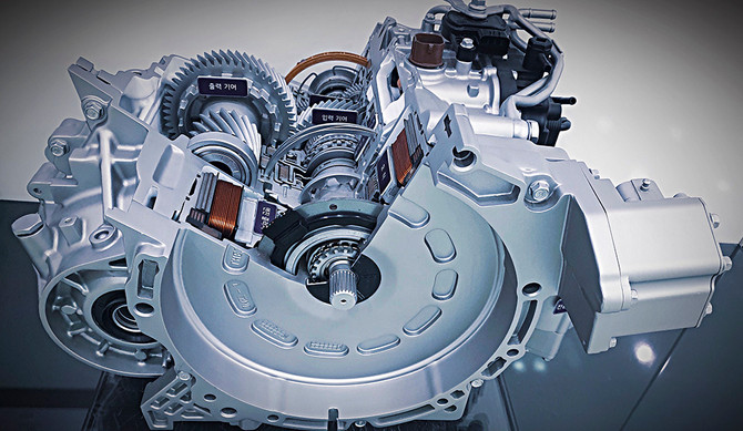 ACTIVE SHIFT CONTROL: Hyundai coloca híbridos sob controlo