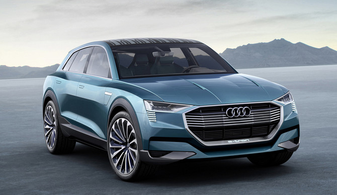 Audi anuncia cinco carros novos até 2020