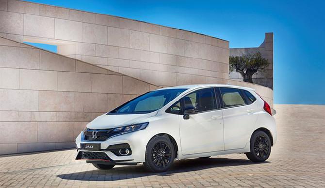 Honda Jazz estreia novo motor a gasolina