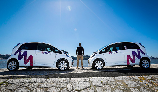 Lisboa: emov alarga serviço a novas áreas