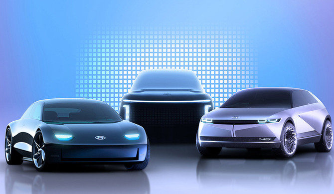 IONIQ: Hyundai anuncia marca dedicada aos veículos elétricos