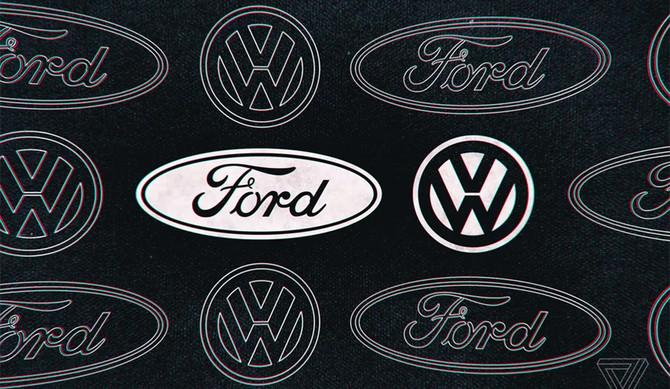 VW e Ford lançam aliança global