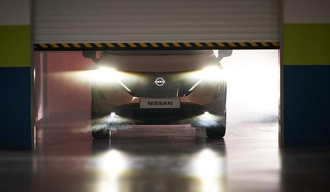 Nissan ARIYA desembarca em solo europeu