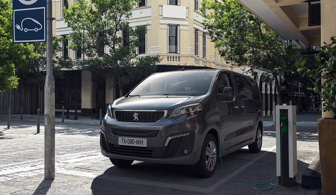 Peugeot e-Traveller já disponível em Portugal