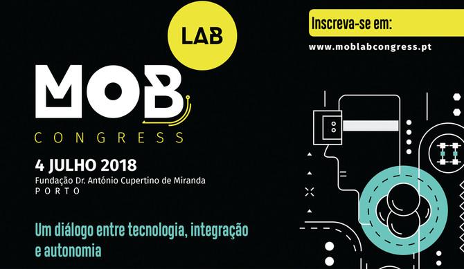 'MOB Lab Congress' em julho no Porto