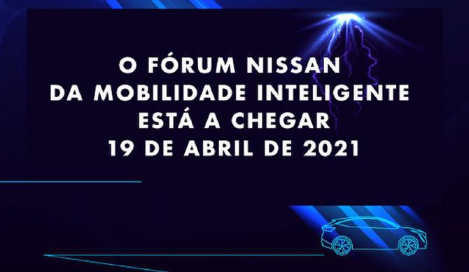 Nissan: Fórum da Mobilidade Inteligente a 19 abril
