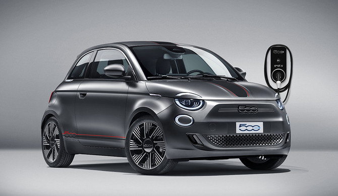 500e: mais de 80 acessórios exclusivos para o primeiro Fiat 100% elétrico