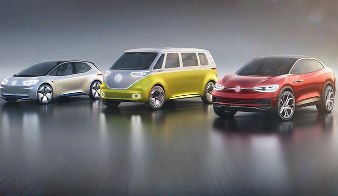 Volkswagen: primeiro automóvel elétrico daqui a um ano