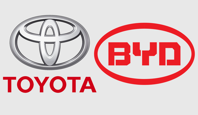 Toyota e BYD assinam acordo para o desenvolvimento conjunto de veículos elétricos