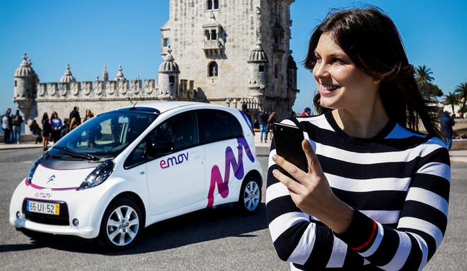 Emov amplia área de serviço e introduz novidades para os utilizadores