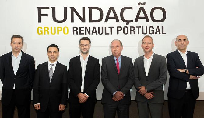 FUNDAÇÃO GRUPO RENAULT PORTUGAL: Trabalhar para Portugal