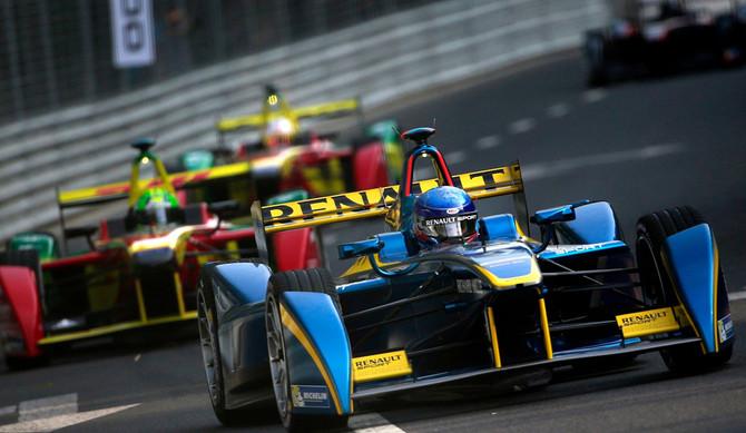 Eurosport assegura Fórmula-E